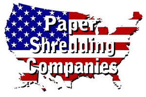 Paper Shredding Companies of America logo